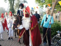 Yntocht Sinterbaas