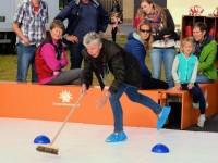 50+ Curlingbaan